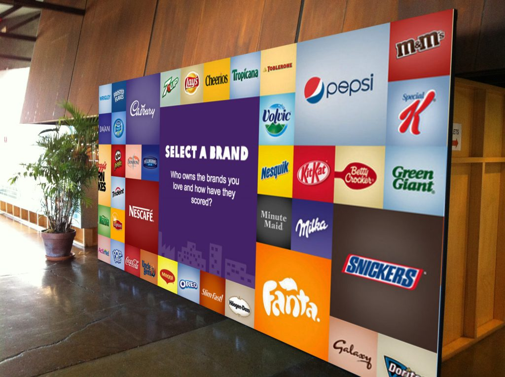 Media wall signmakers Melbourne