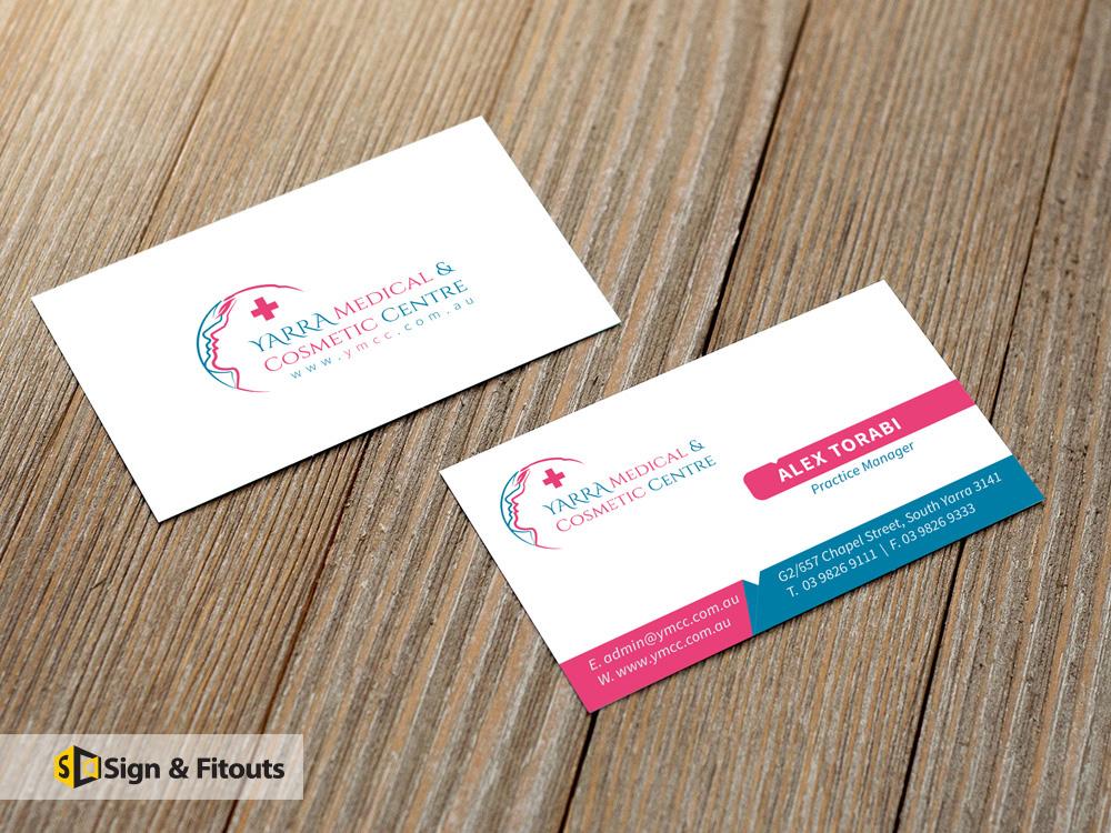 Business Card Alex Torabi