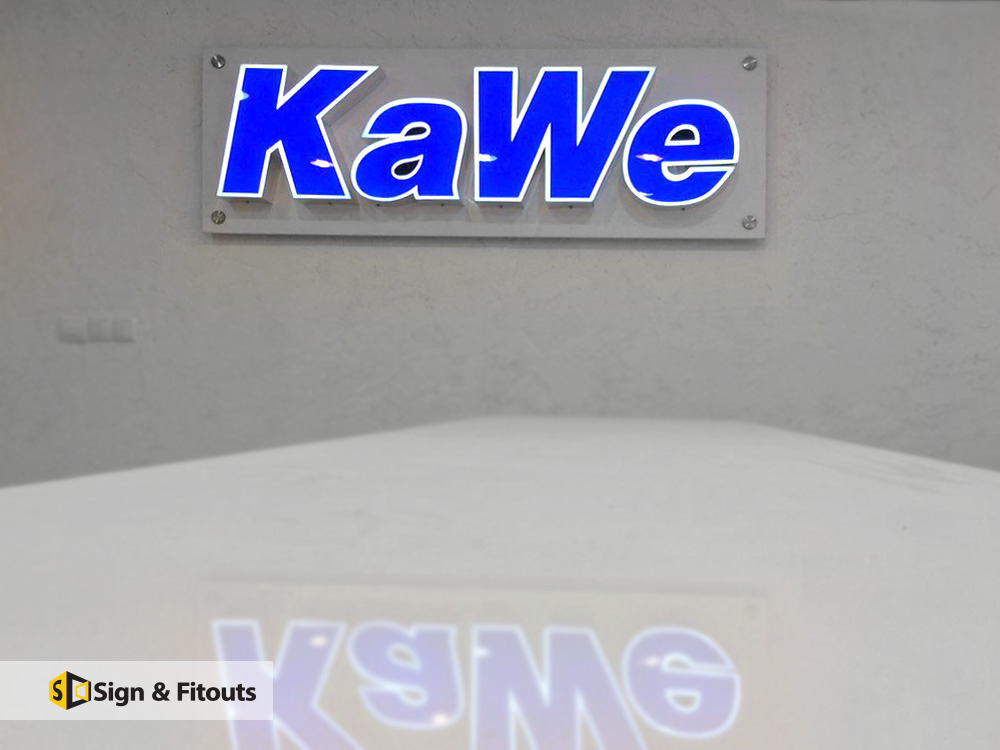 Illuminated Signs Kawe