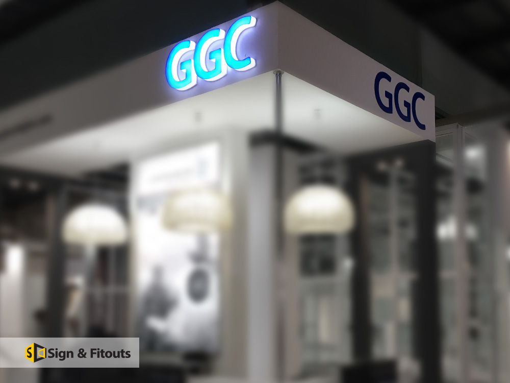 Illuminated Sign GGC