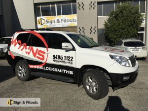Car sings in Melbourne-Signage Melbourne - Custom sign - Sign maker - Sign writing - Sign and Fitouts