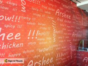 SignAndFitouts - Custom Wallpapers