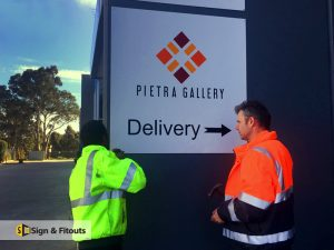 Panel signmakers Melbourne