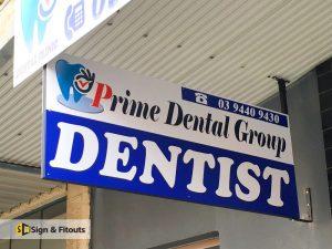 Shop signs services Melbourne
