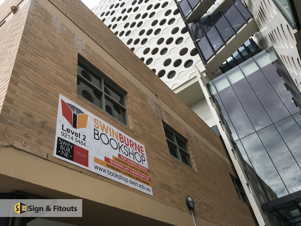Building signs makers Doncaster