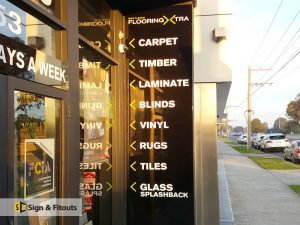 Vinyl Signwriting Melbourne