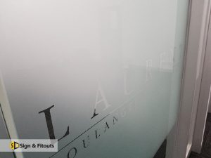 Window Graphics services Melbourne