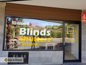 Window Graphics services in Northcote