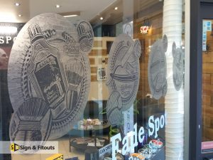 Window Graphics Designer in Richmond