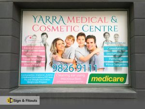 Window Graphics services