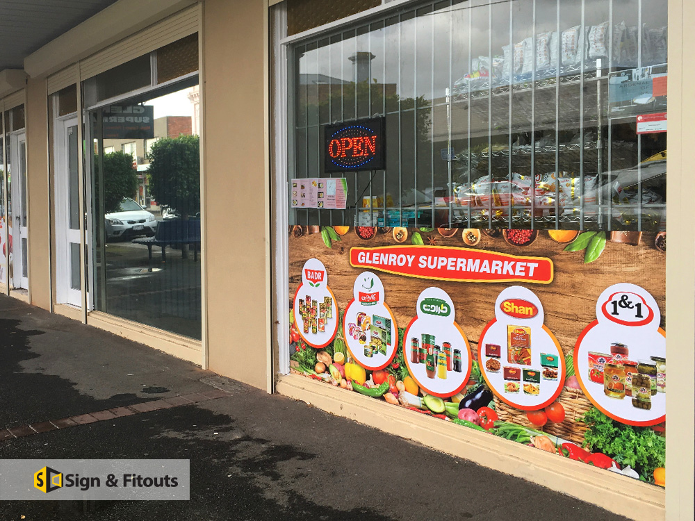 Window Graphics services in Preston