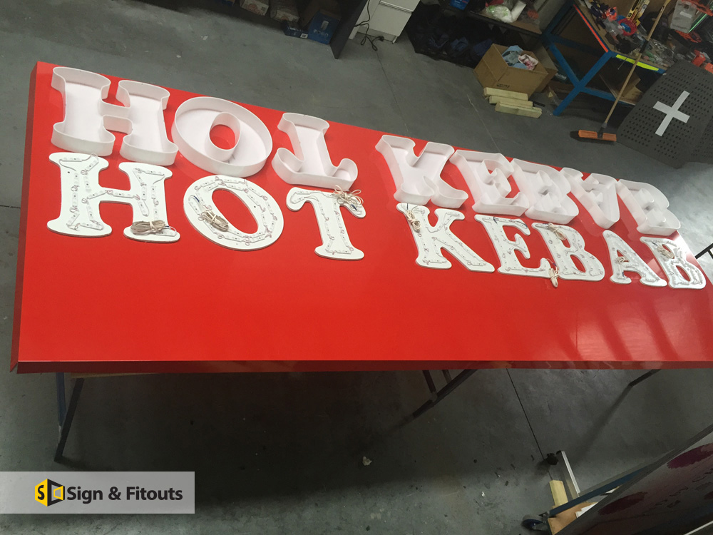 Hot Kebab Banner