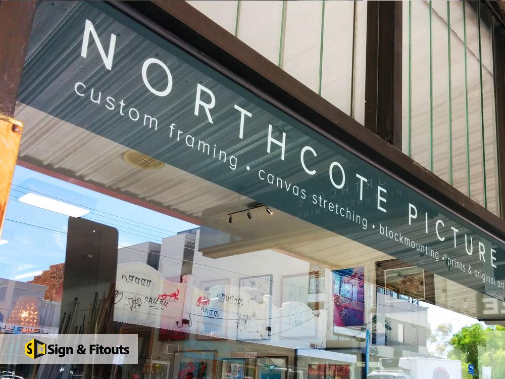shop signage-Signage Melbourne - Custom sign - Sign maker - Sign writing - Sign and Fitouts